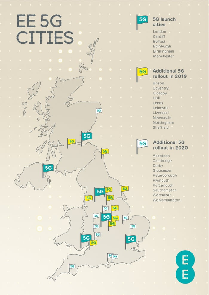 Map Of Uk 3g Coverage.5g Finally Launches In The Uk But Is It Really Worth It