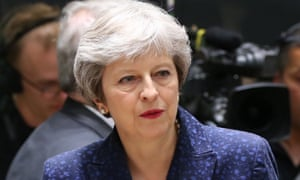 Theresa May moved to a perceived area of negotiating strength at the bad-tempered summit.