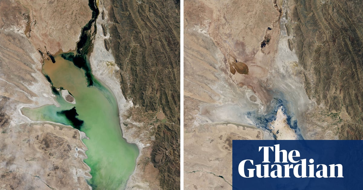 The lakes of the world are disappearing in pictures global the lakes of the world are disappearing in pictures global development professionals network the guardian gumiabroncs Choice Image
