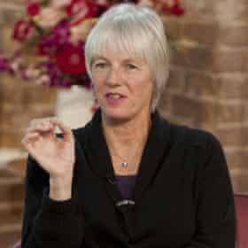 Breastfeeding guru Clare Byam-Cook.