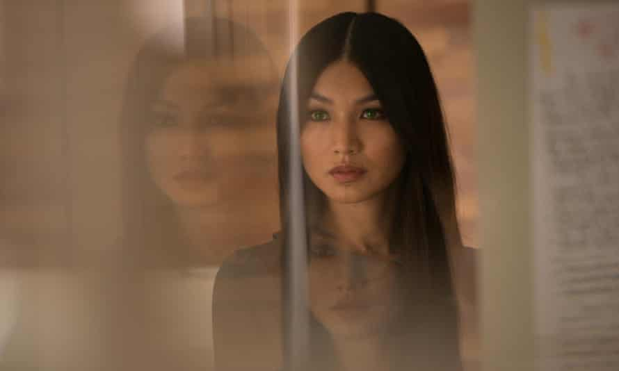 Anita, played by Gemma Chan, in Humans.