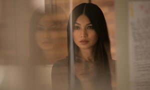 Gemma Chan as Anita/Mia in Humans.