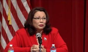 Senator Tammy Duckworth.