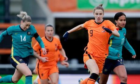 Netherlands humbling a reminder of Matildas' place in world pecking order   Samantha Lewis