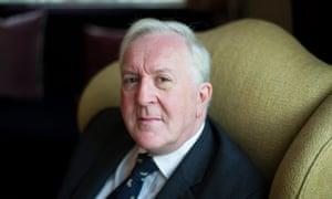 Professor Derek Alderson at The Royal College of Surgeons