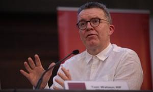 Tom Watson MP.
