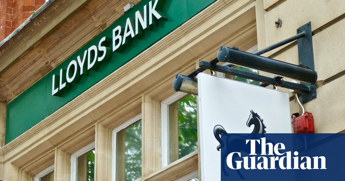 Lloyds profits double to £2bn as it benefits from mortgage boom