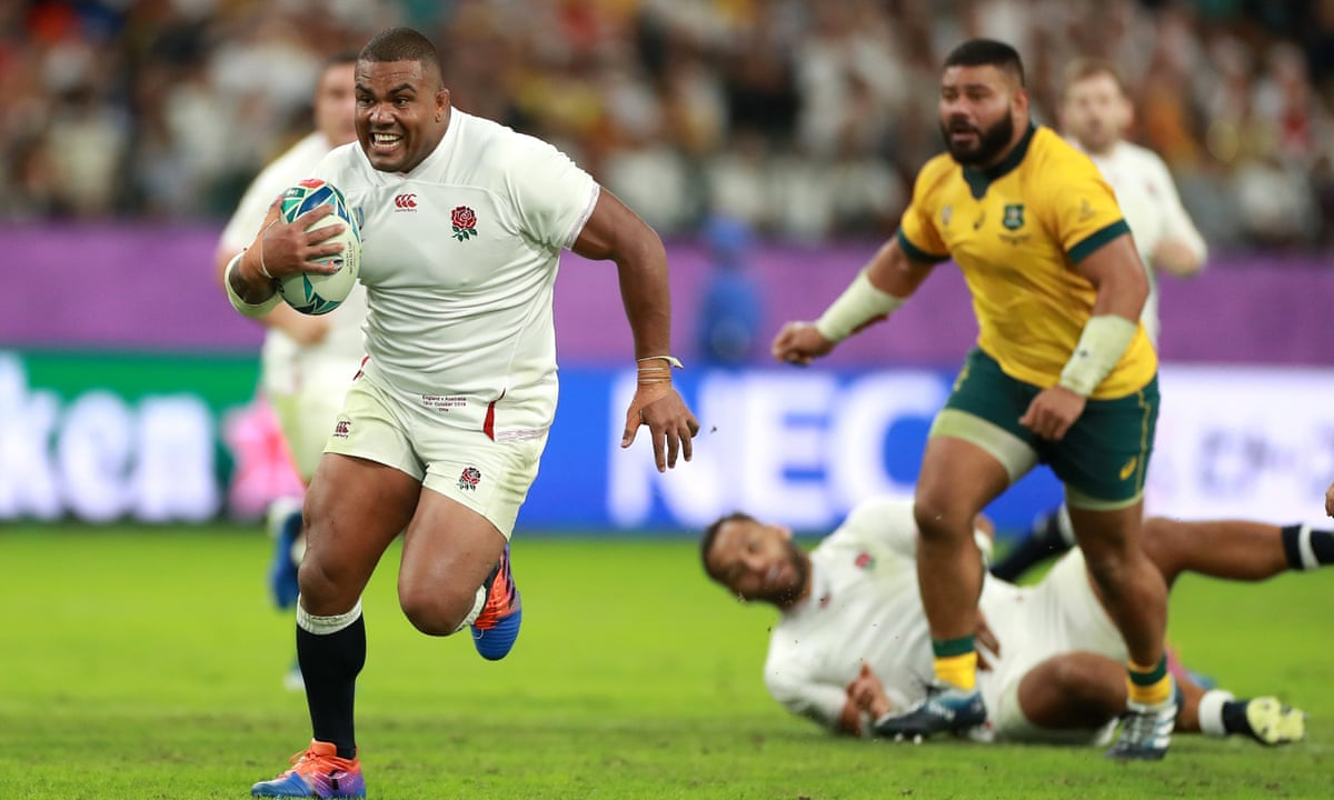England's Kyle Sinckler: from school with no rugby to World Cup ...