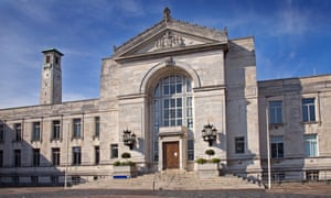 Southampton City Council building