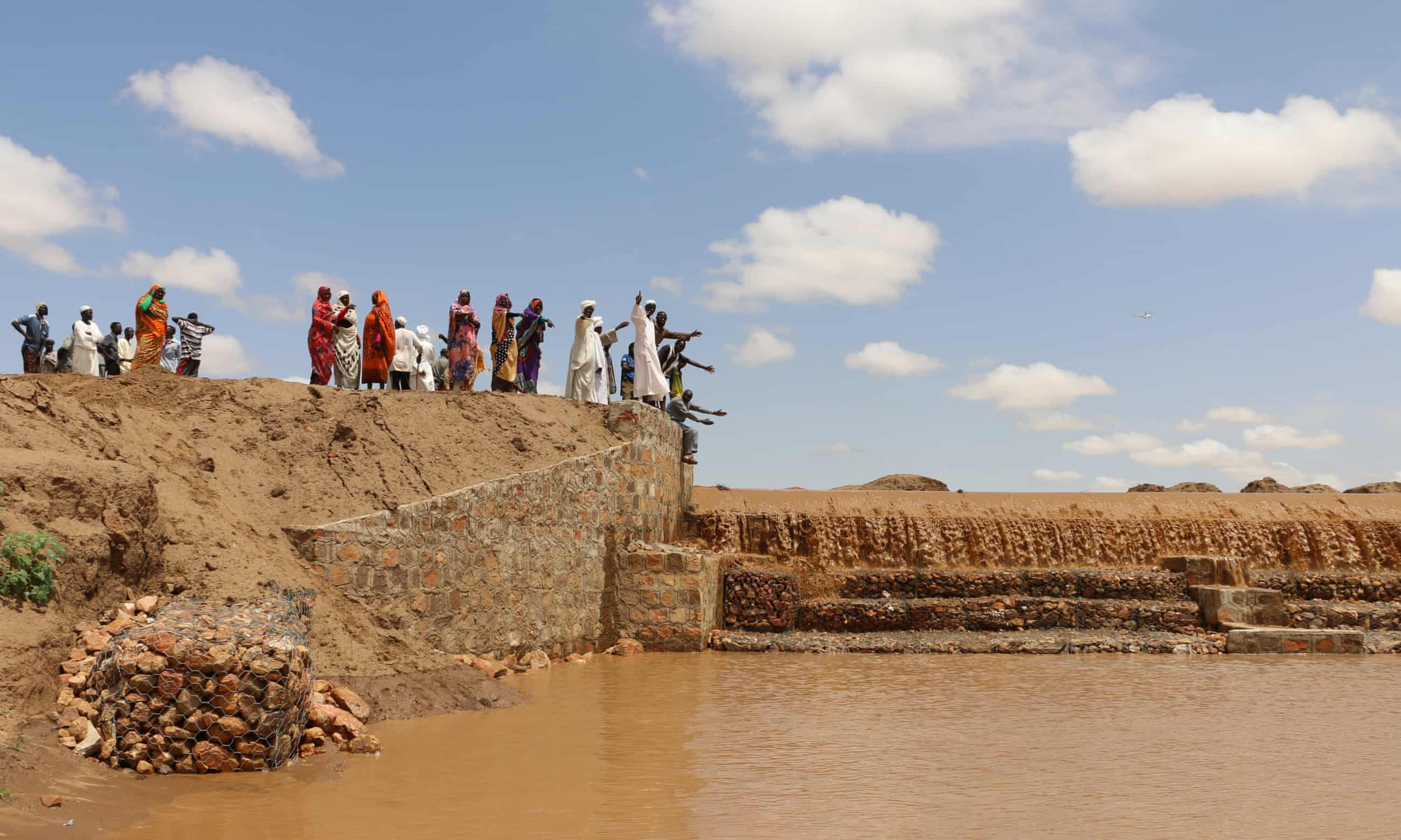 North Darfur Sees Peace Through Water Management