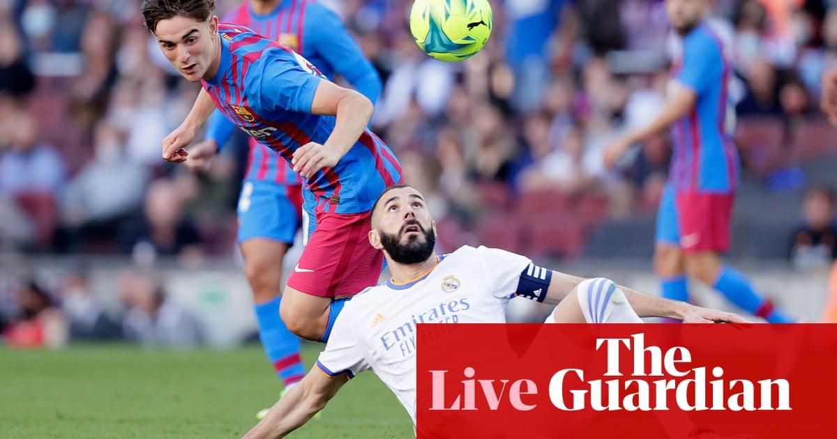Barcelona 1-2 Real Madrid: La Liga, el clásico – reaction!