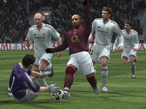 Pro Evolution Soccer 5.
