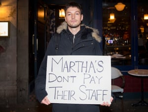 Callum Sellins worked as a barman at Martha's.