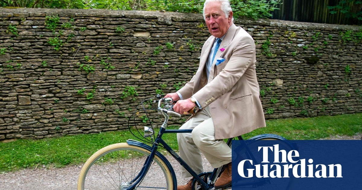 Prince Charles urges businesses to help lead way on climate