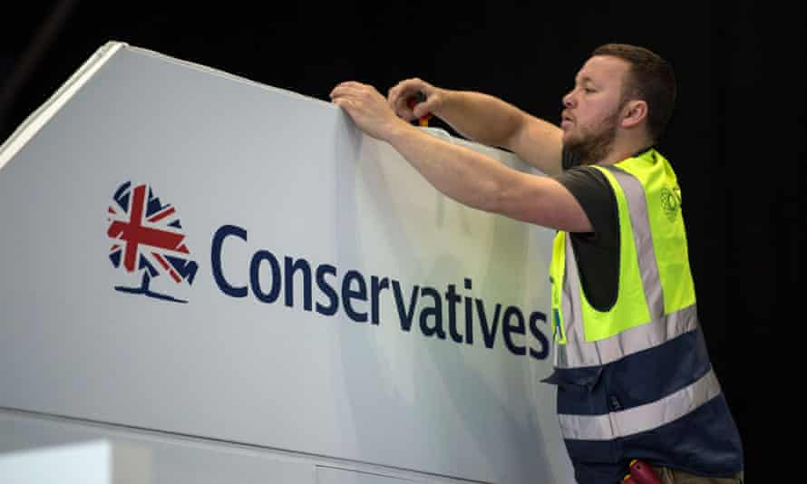 Workman on Conservative party stand
