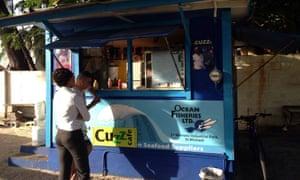 Cuz's Fish Shack Barbados
