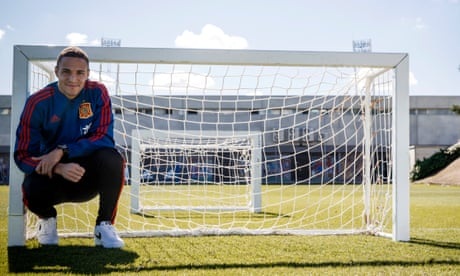 Rodrigo Moreno: 'England was good to me ... I had no choice but to adapt'