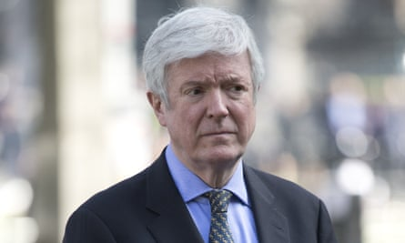 Tony Hall, former director general of the BBC