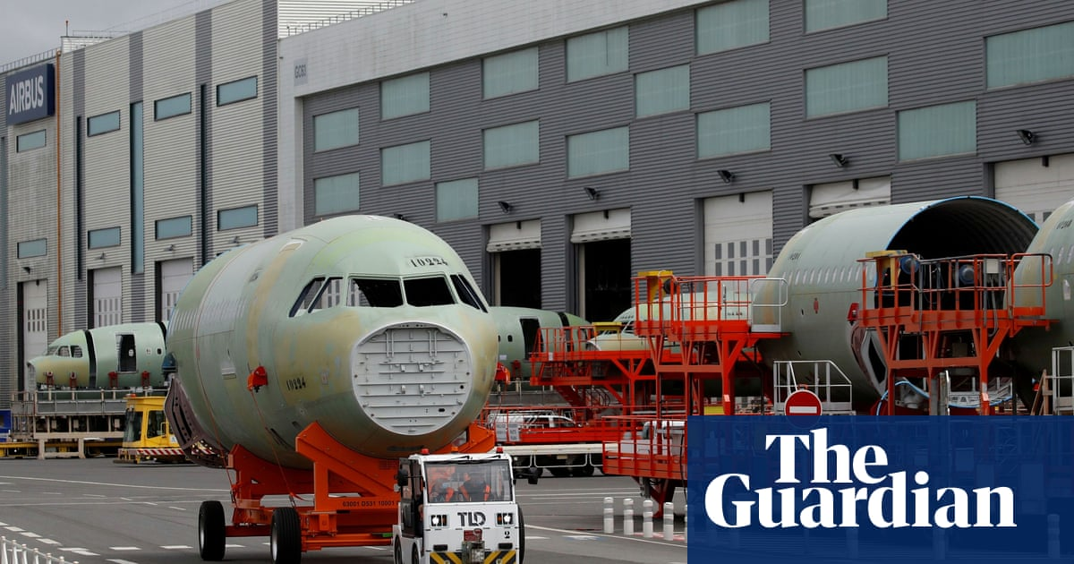Airbus tells suppliers to gear up for record production on bestselling jets
