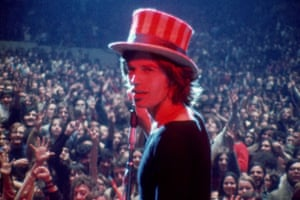 Gimme Shelter: best of the Rolling Stones documentaries.
