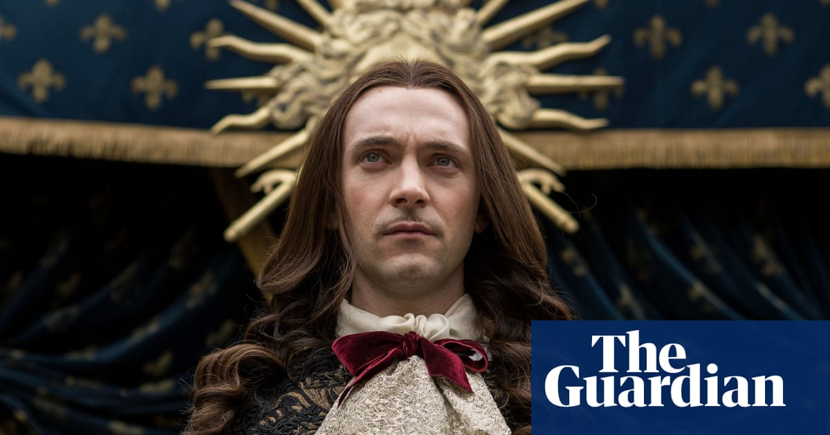 Versailles review – if only they'd spent the budget on