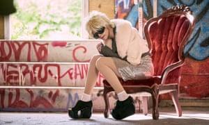 Kristen Stewart as the literary hoax JT LeRoy.