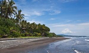 Rambut Siwi beach, Bali