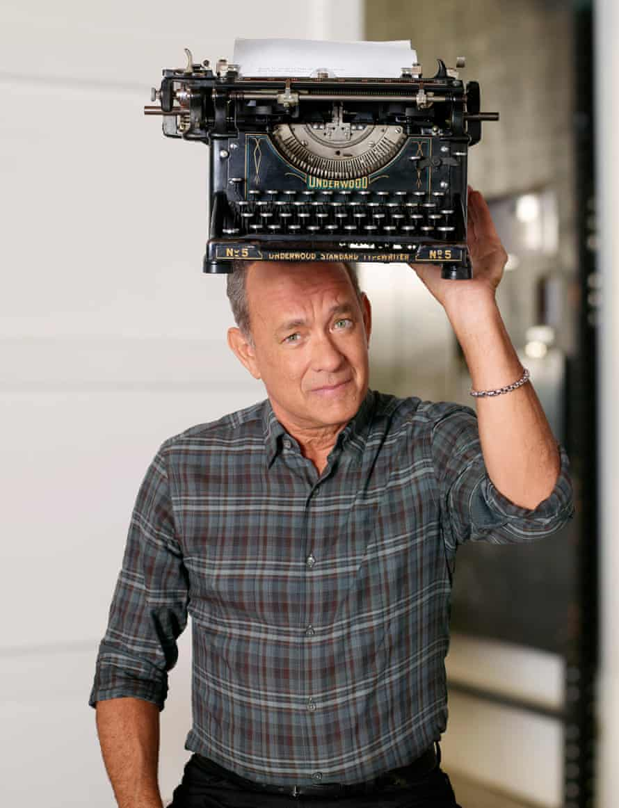 Tom Hanks, photographed in Los Angeles, September 2017.