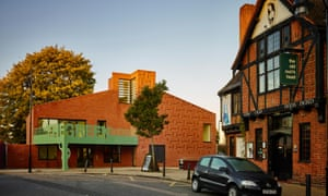 'Slightly pugnacious': the Green community centre in Nunhead, designed by AOC.
