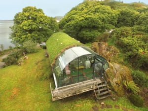 Fantasy : glasshouses : Argyll and Bute
