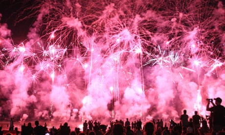 End 'nanny state' fireworks ban and bring back cracker night