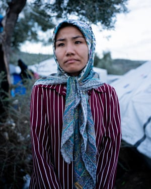 Fatima Hosseini, 25