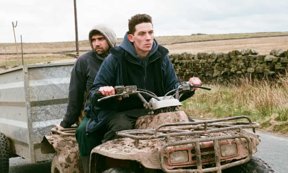 Alec Secareanu and Josh O'Connor in God's Own Country by Francis Lee.