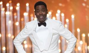 Oscars host Chris Rock