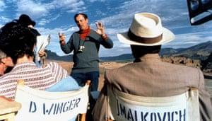 BERNARDO BERTOLUCCI THE SHELTERING SKY (1990) Debra Winger John Malkovich