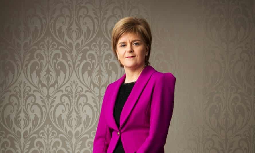 Nicola Sturgeon was among many female politicians derided in the run-up to the general election.