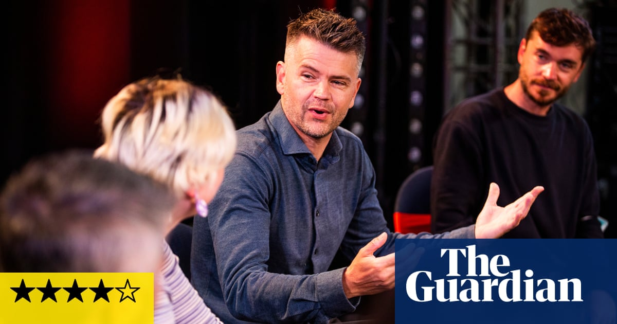 We Are Each Other review – strangers become friends in interactive comedy
