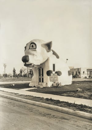Pup Café, 12732 West Washington Boulevard, Culver City, ca. 1934