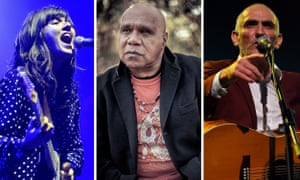Courtney Barnett, Archie Roach and Paul Kelly and their Charcoal Lane reboot.