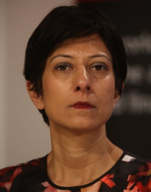 Katie Ghose of Women's Aid