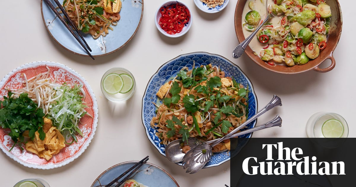 Recipe for a pad thai feast feasting life and style the guardian pad thai for veggies use tamarind paste and tofu instead of fish sauce and forumfinder Image collections
