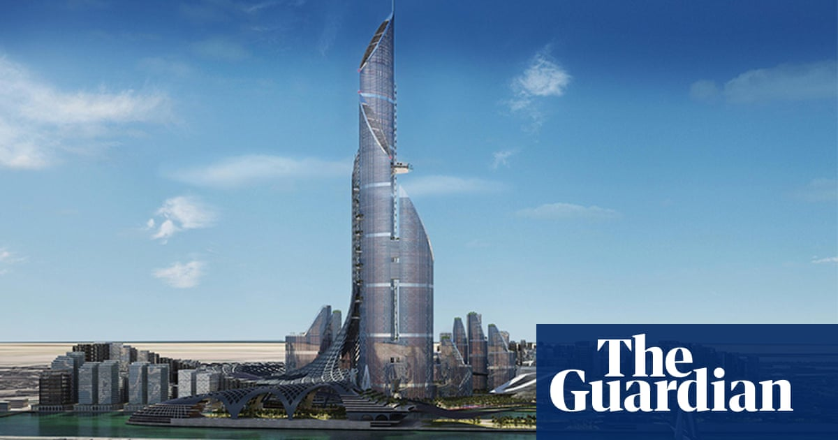 The World S Tallest Building Planned In Ex Warzone Basra Art And Design The Guardian