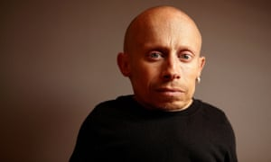 Verne Troyer during the 2009 Toronto film festival.