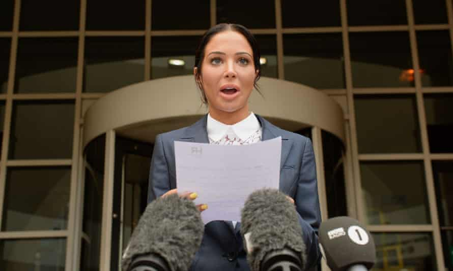 Tulisa Contostavlos: Mazher Mahmood is alleged to have misled the court during the collapsed drugs trial of the former N-Dubz star.
