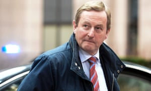 Fine Gael leader Enda Kenny could be returned as taoiseach if his party reaches a deal with the Independents.