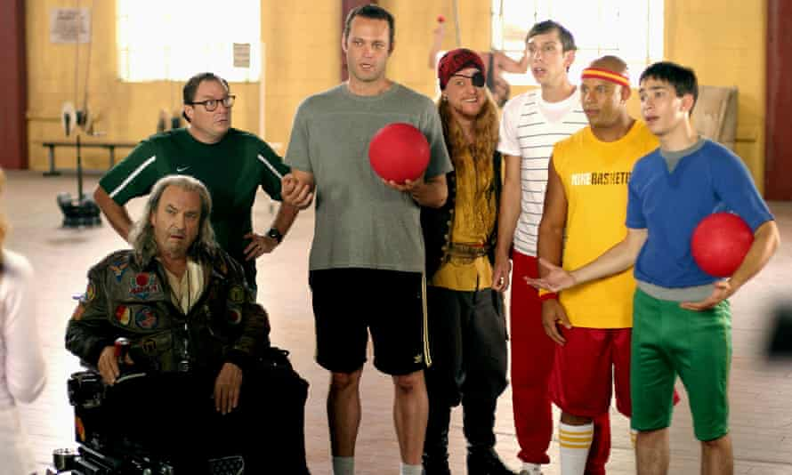 ESPN dedicated a weekend to the fictional 'Ocho' channel, which appeared in the film Dodgeball