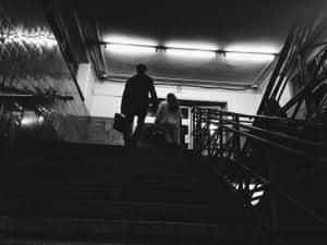 Moscow, Metro Sokolniki
