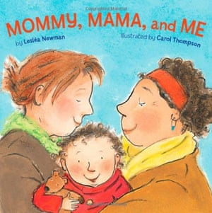 Cover of Mommy, Mama and Me by Leslea Newman