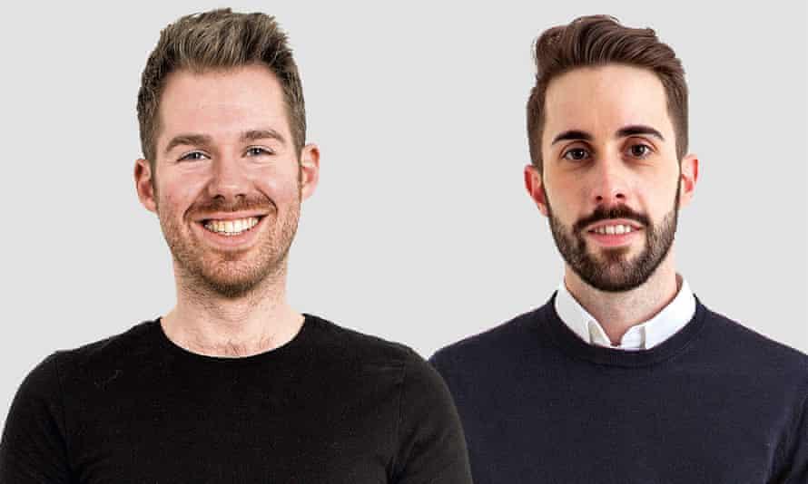 Matt and Valerio