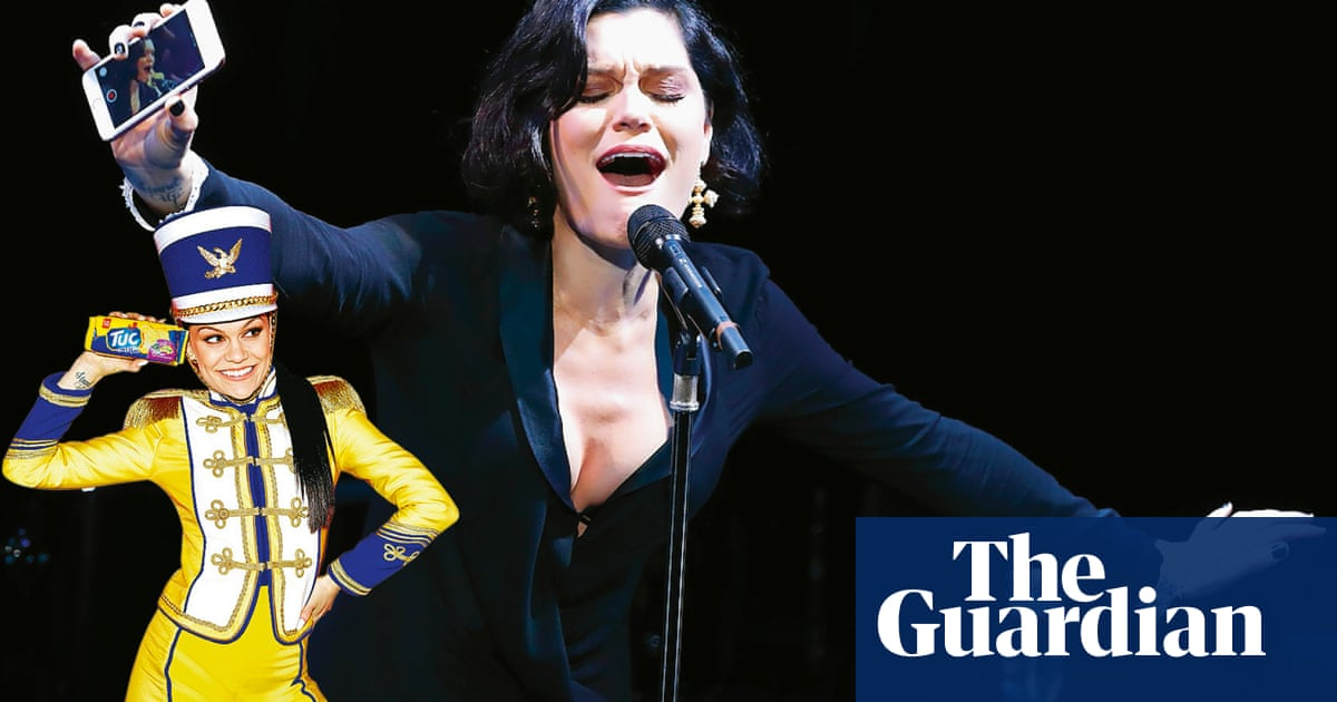 Jessie J's bid to win a Chinese talent show is the best career move
